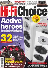 【雑誌】「Hi-Fi Choice」(UK) にてPANDORA HOPE IVがオススメ製品に選ばれました!