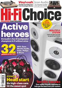 "Pandora Hope IV received ""Recommended Award"" @Hi-Fi Choice (UK)!"